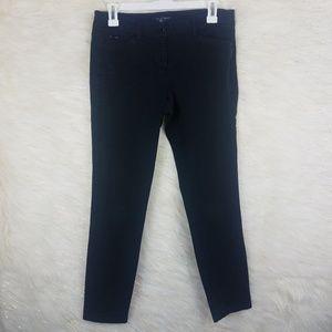 White house black market black skinny jeans 2R